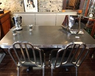 Vintage Cafe Style Table