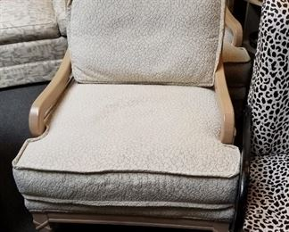 2 Arm Chairs