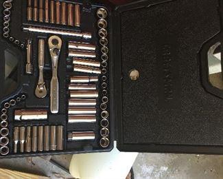 Craftsman Socket Set
