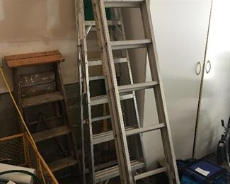 Step and Extension Ladders
