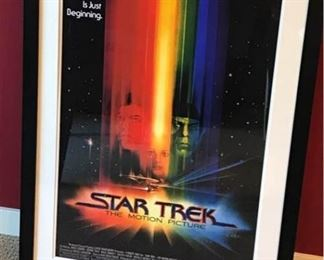 002 Star Trek The Motion Picture Poster