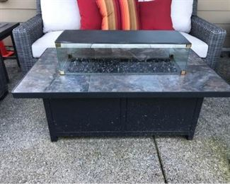 028 OW Lee Gas Fire Pit