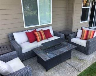 029 Summer Classics Outdoor Patio Furniture