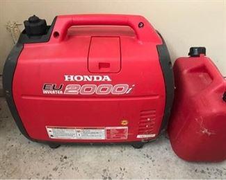 060g Honda EU 2000i