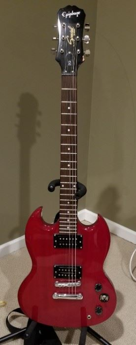 Epiphone Electric Guitar Left Handed