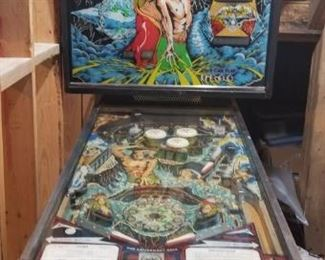 Flash Pinball Table by Williams