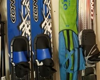 OBrien and COnnelly Water Skis