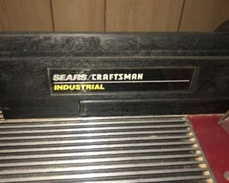 CRAFTSMAN INDUSTRIAL ROUTER TABLE