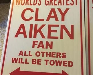 Any Clay Aiken fans out there!?