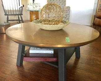 """""""Room & Board"""" Round Coffee Table - $195 - (36"""" Dia. 16""""H)"""