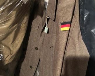 WESTERN GERMAN UNIFORM