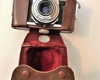 Contaflex Vintage Camera