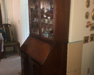 Antique secretary $300