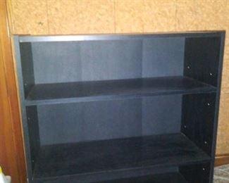Black shelf $10