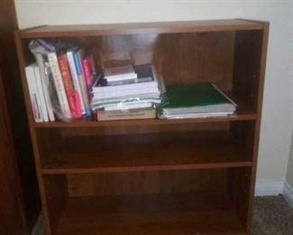 Brown shelf $20