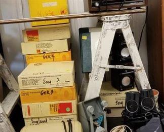 Kodak slide trays