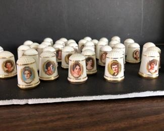 1978 first lady thimbles