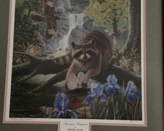 Tennessee Treasures signed and numbered print by Michael Sloan