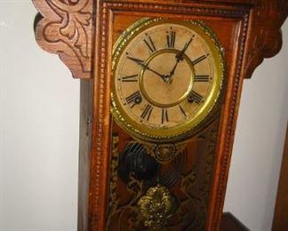 Anitque Clock