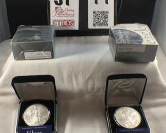 2008 Silver Eagle https://ctbids.com/#!/description/share/197275