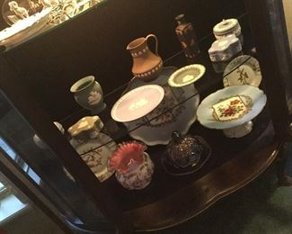 Several Wedgewood Pieces /