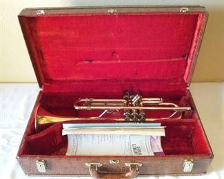 Holton Trumpet (Al Hirt Special) Approx. 1967