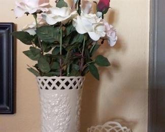 Lenox Vase and Bowl