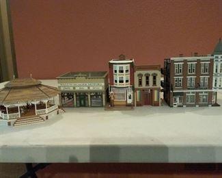 Five Piece Train Building Set