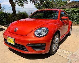 "2018 Volkswagen Beetle 2.0T Turbo Hatchback 2D, ""Only 95 miles """