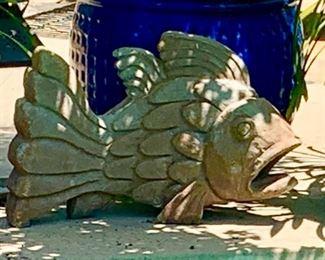 Large Fish Fountain