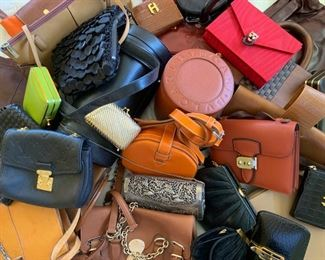 Famous Label Handbags: Hermes, Longchamps, More!