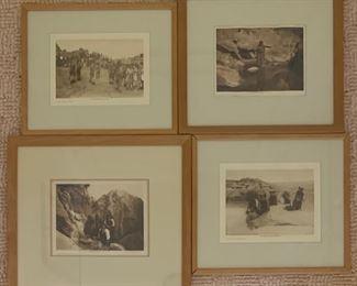 Edward S. Curtis photos