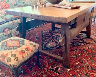 Antique Japanese low table