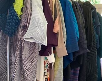 Issey Miyake Clothing