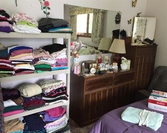 Dressers, Clothes