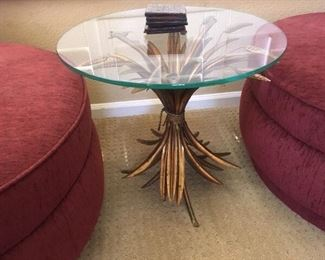 """Wheat"" table $ 145, to buy now call 626-710-2867"