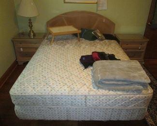 Bernhardt MCM Queen Bedroom Set