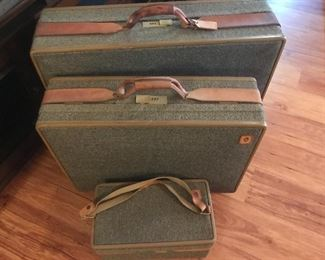 Vintage Hartman Luggage