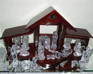 Waterford Nativity