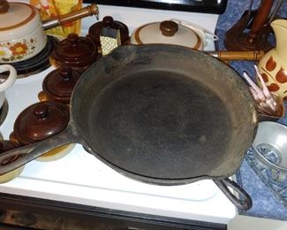 Number 11 Griswold frying pan