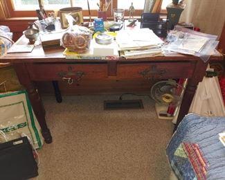 Early 1880s desk
