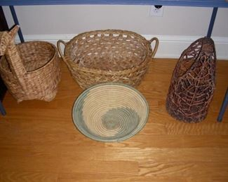 and still more baskets