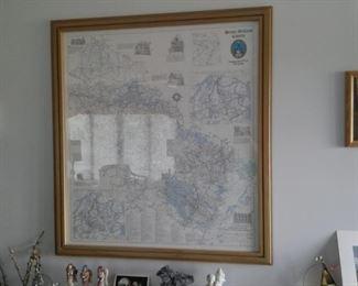 Prince William County, Va. Map