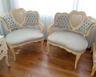 French Shabby Chic chairs. $25 each!!!