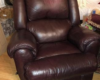 Lazy-Boy genuine leather excellent condition