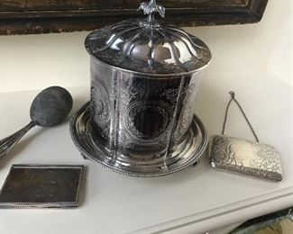 More silver nd sterling items