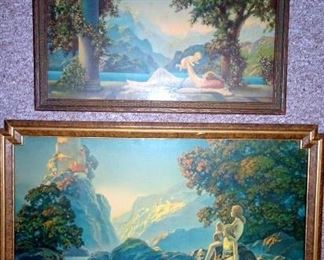 "R. Atkinson Fox  Framed Prints Incl. ""Love's Paradise"""