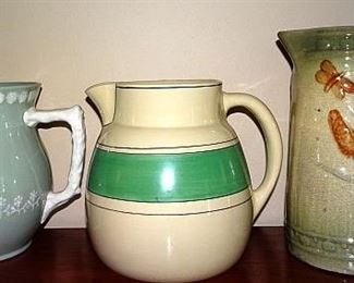Weller & Roseville Pottery