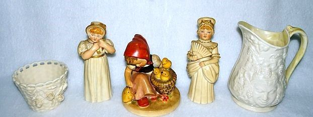 Belleek, Hummel Goebel Figurines