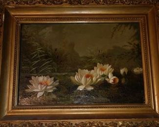Several Early Oil Paintings